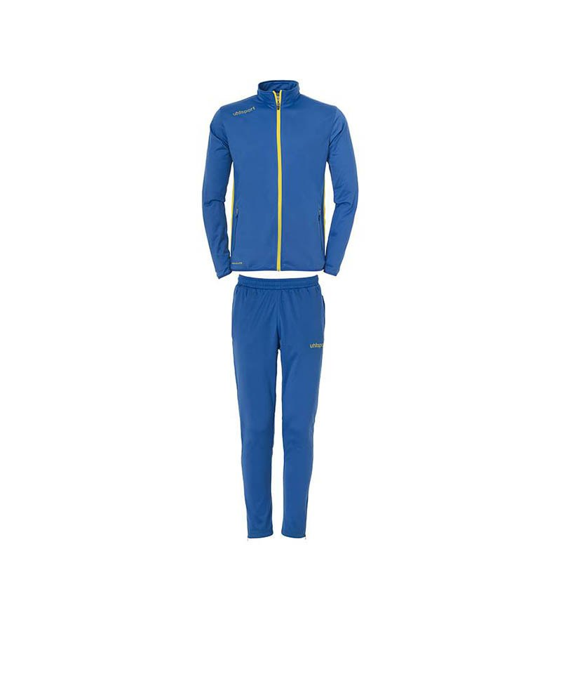 Uhlsport Trainingsanzug Essential Classic Kinder F04 - blau