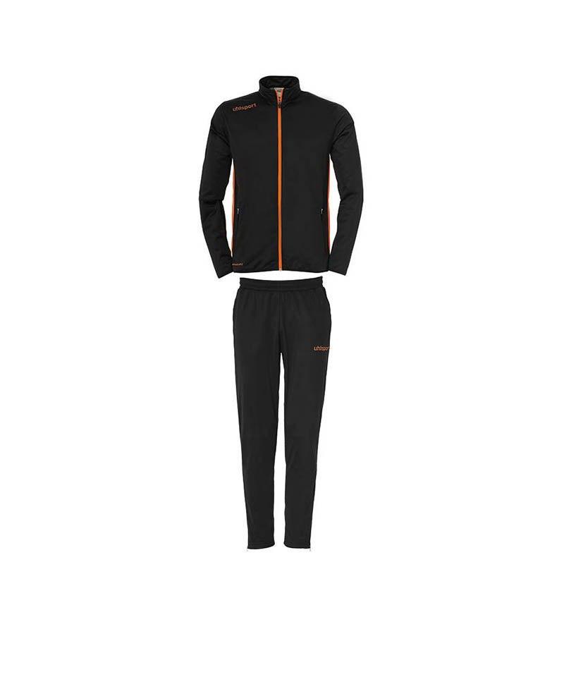 Uhlsport Trainingsanzug Essential Classic Kinder F06 - schwarz