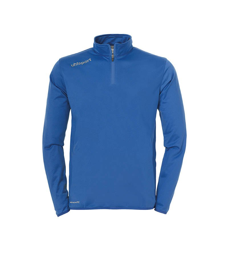 Uhlsport Ziptop Essential Blau Weiss F02 - blau