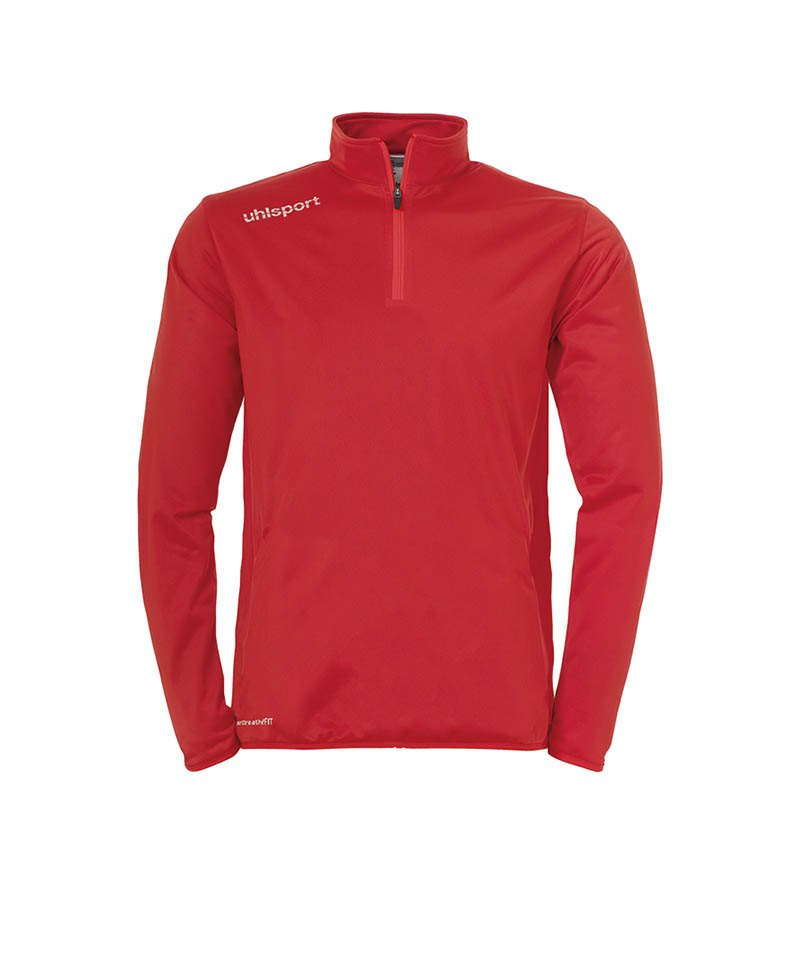 Uhlsport Ziptop Essential Rot Weiss F03 - rot