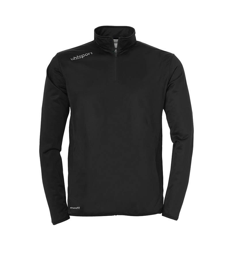 Uhlsport Ziptop Essential Schwarz Weiss F01 - schwarz
