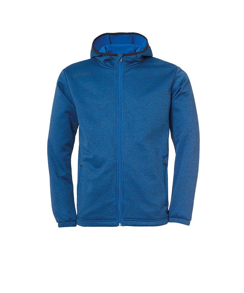 Uhlsport Essential Fleecejacke Blau F02 - blau