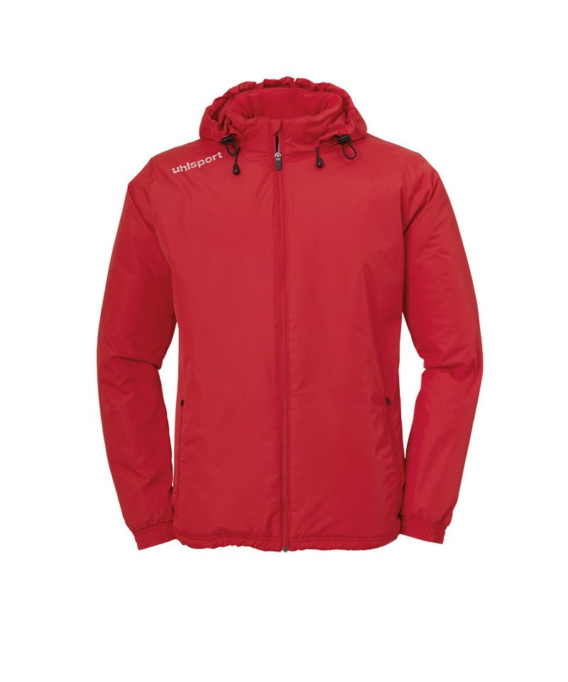 Uhlsport Essential Coachjacke Rot F06 - rot