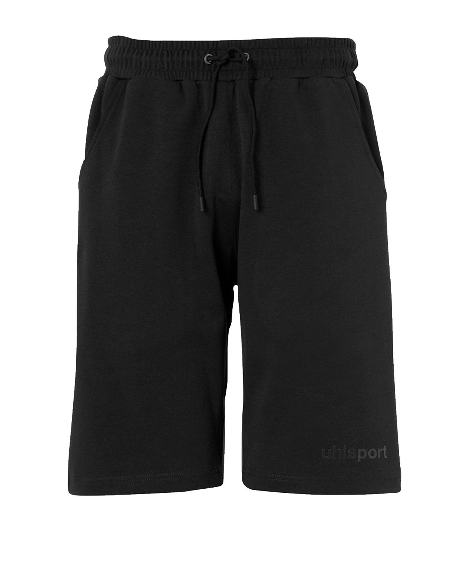 Uhlsport Essential Pro Short Hose kurz F01 - Schwarz