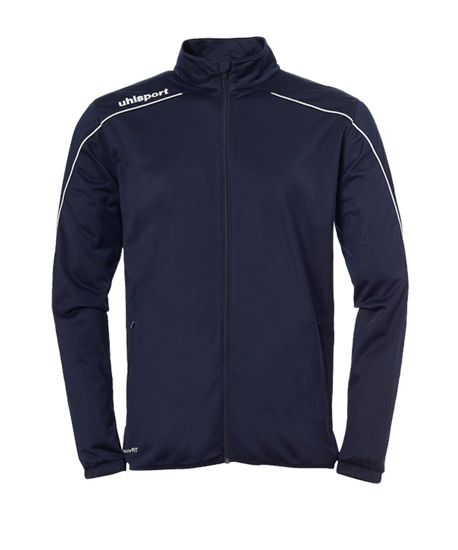 Uhlsport Stream 22 Trainingsjacke Classic Blau F12 - Blau