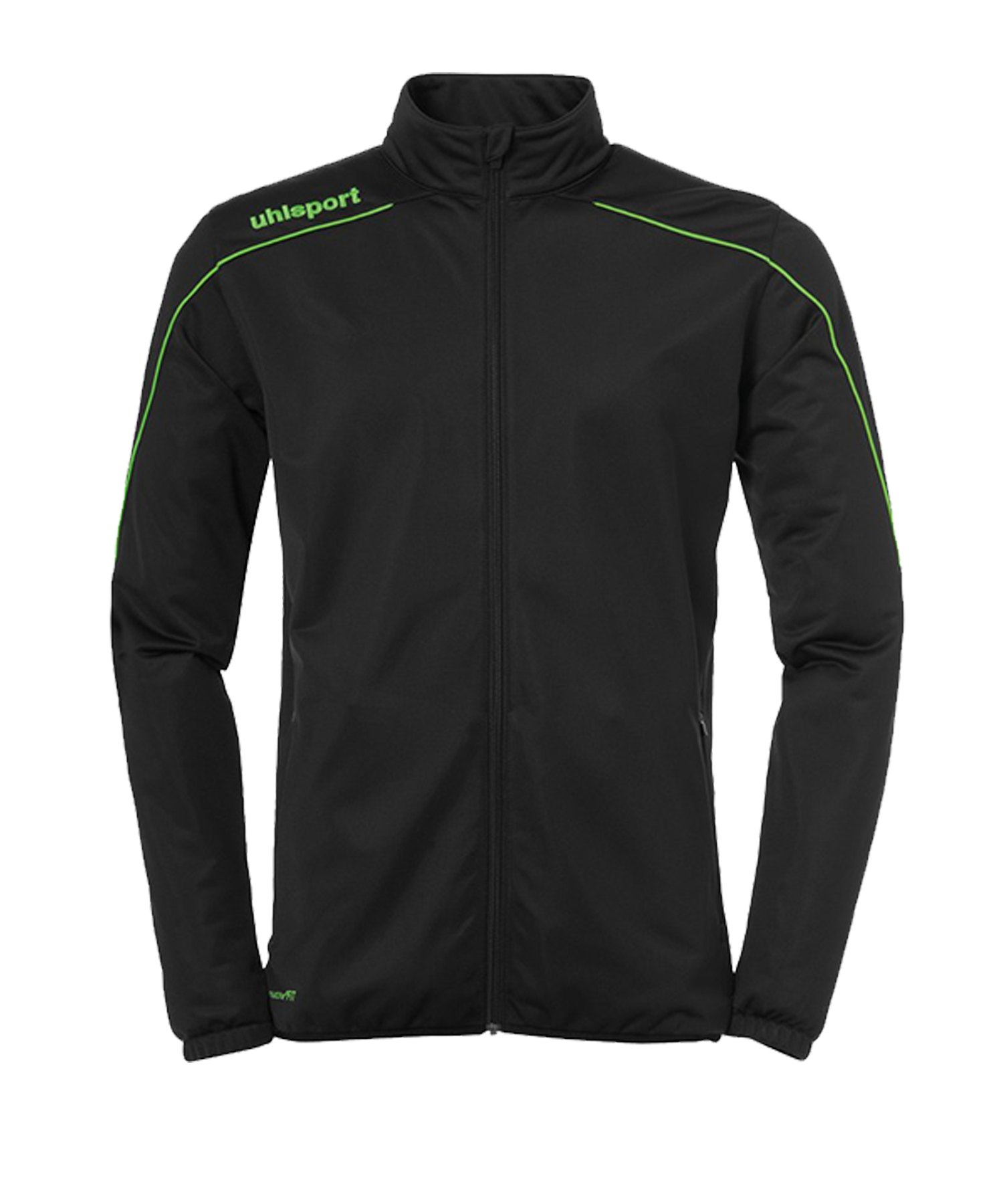 Uhlsport Stream 22 Trainingsjacke Classic F24 - Schwarz