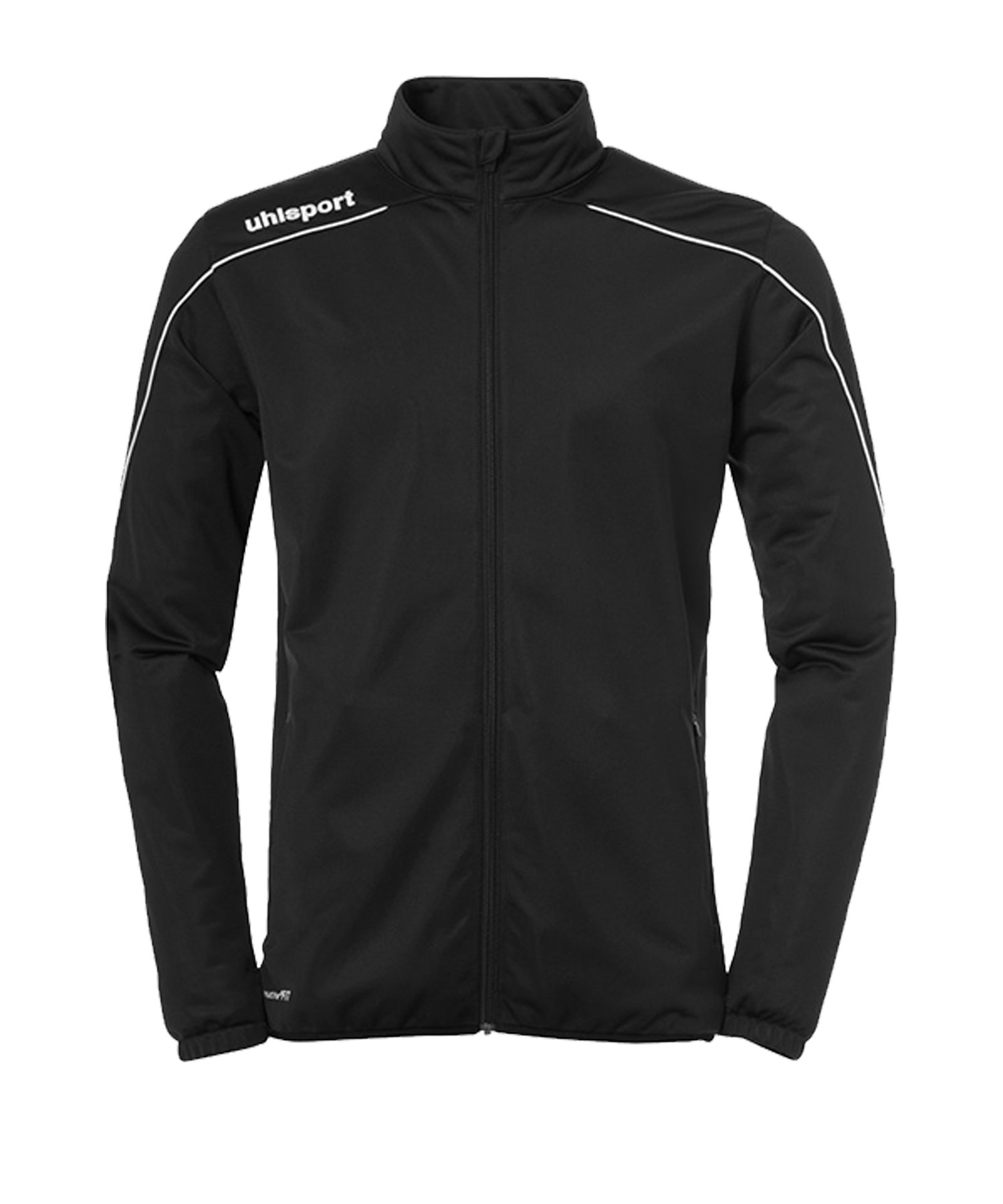 Uhlsport Stream 22 Trainingsjacke Classic Kids F01 - Schwarz