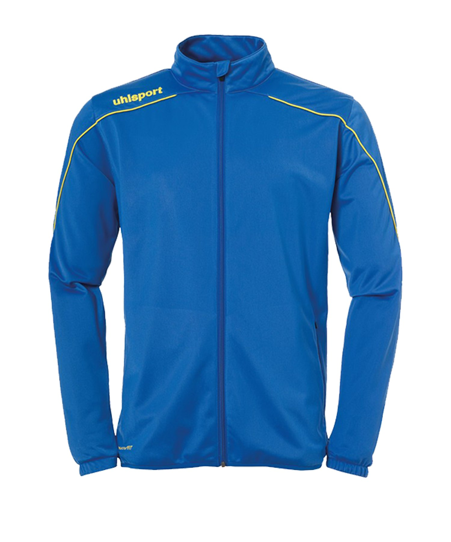 Uhlsport Stream 22 Trainingsjacke Classic Kids F14 - Blau