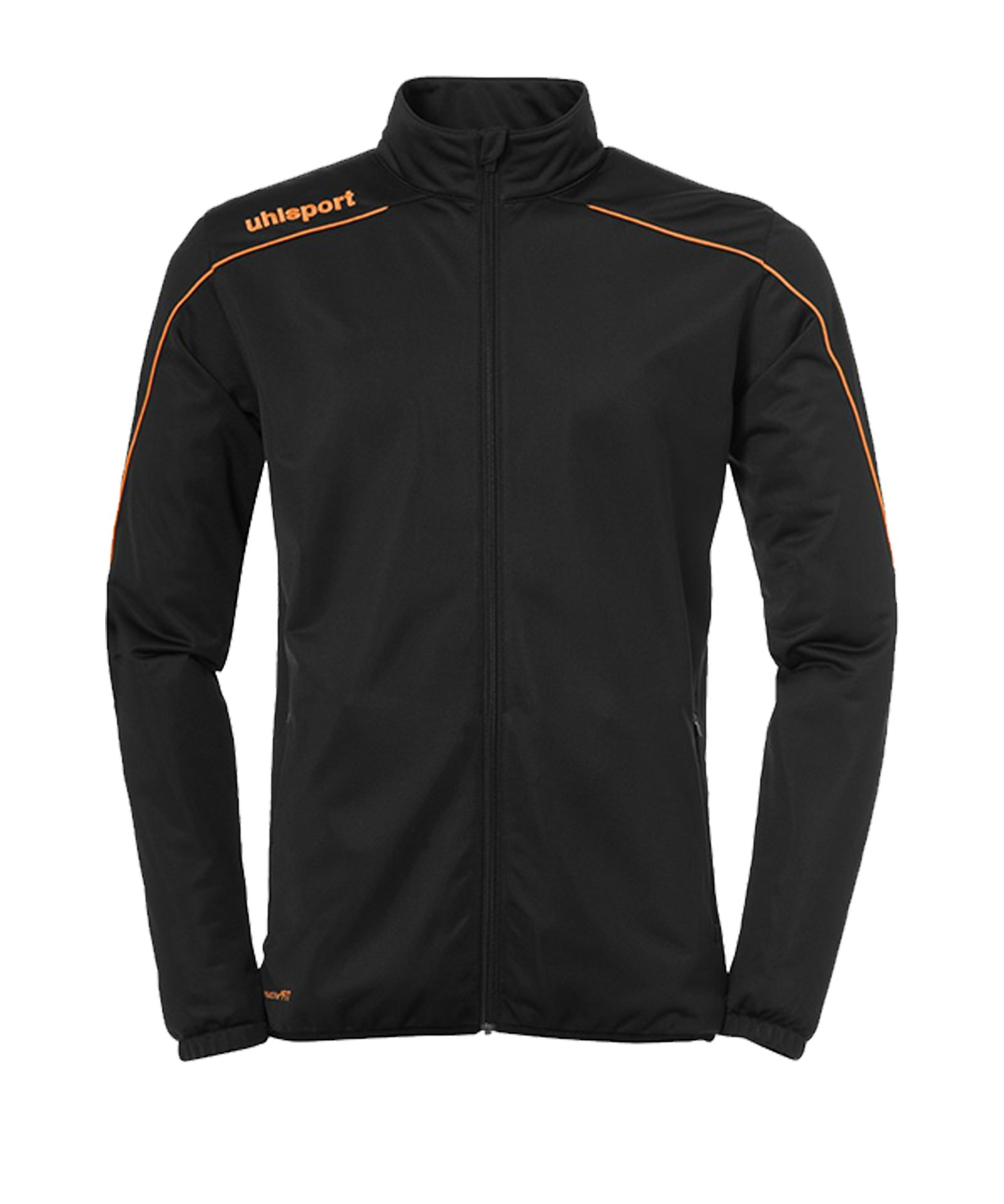 Uhlsport Stream 22 Trainingsjacke Classic Kids F22 - Schwarz