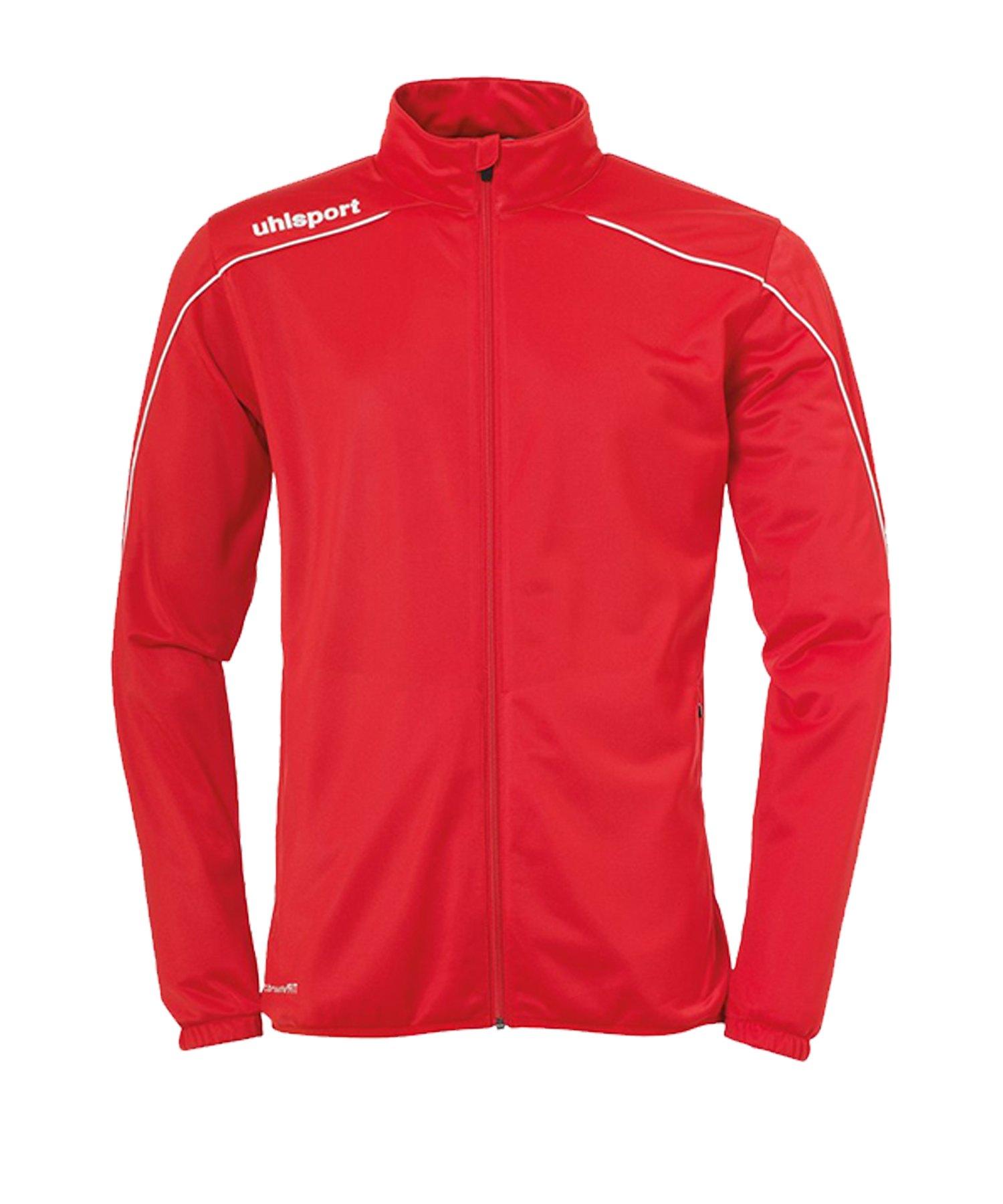 Uhlsport Stream 22 Trainingsjacke Classic Rot F04 - Rot