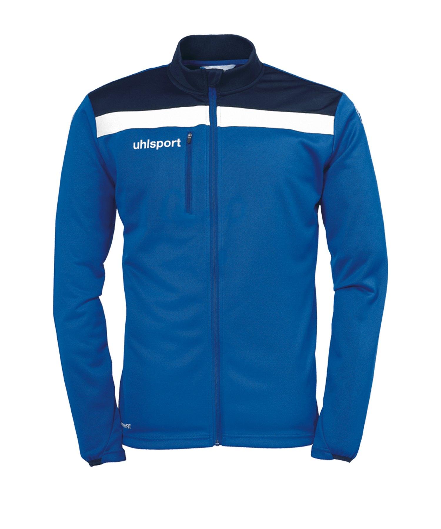 Uhlsport Offense 23 Trainingsjacke Blau F03 - blau