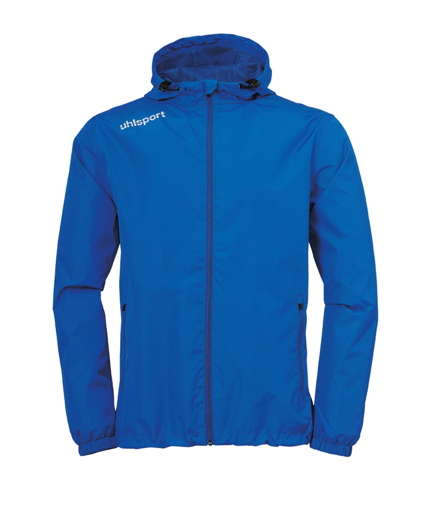 Uhlsport Essential Regenjacke Blau Weiss F02 - blau