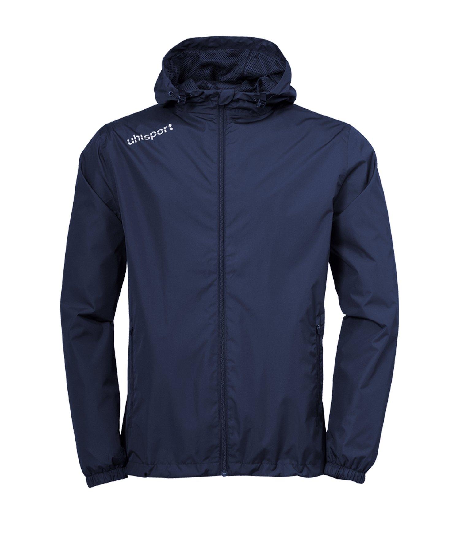 Uhlsport Essential Regenjacke Blau Weiss F09 - blau