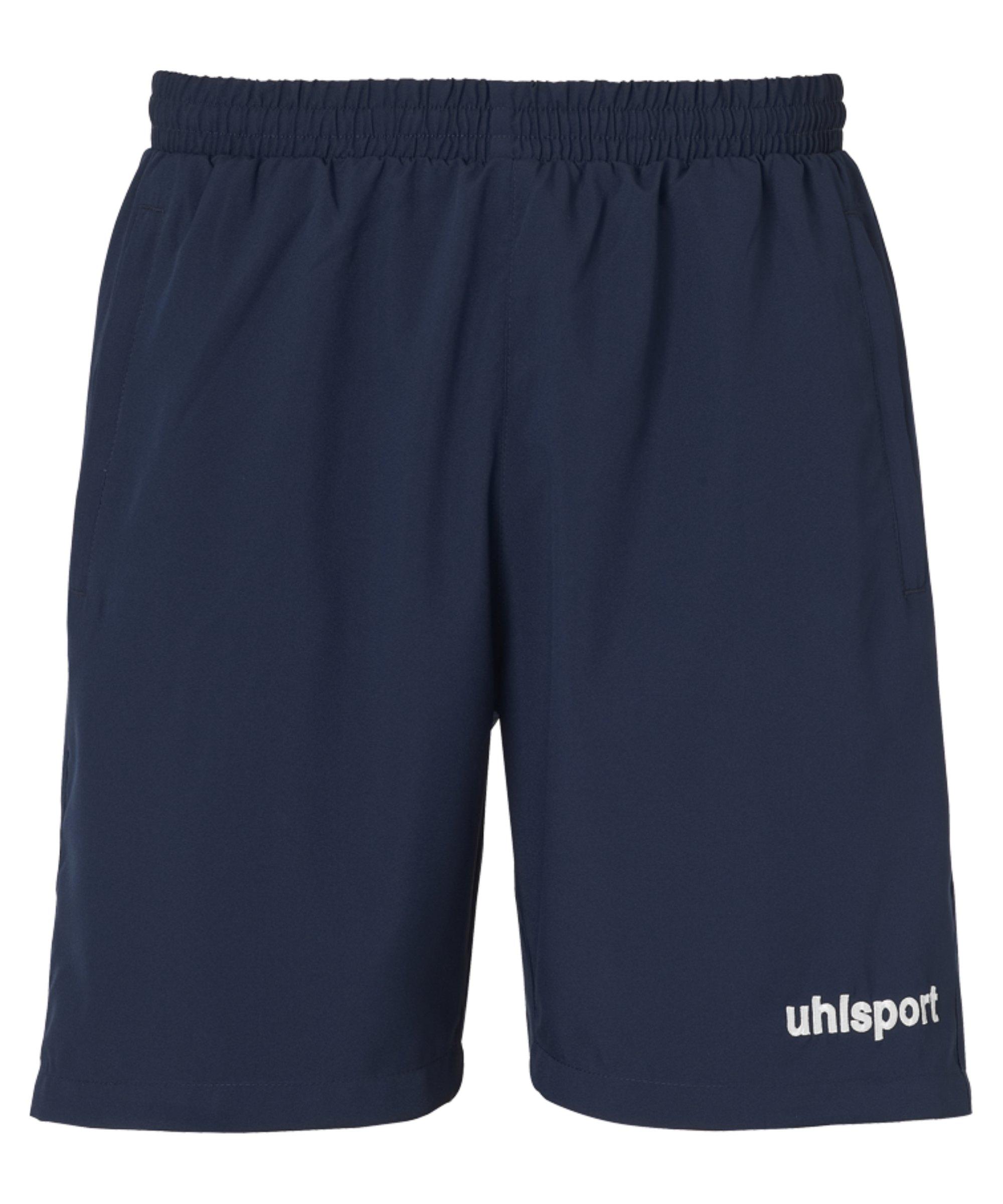 Uhlsport Essential Webshorts Kids Blau F02 - blau