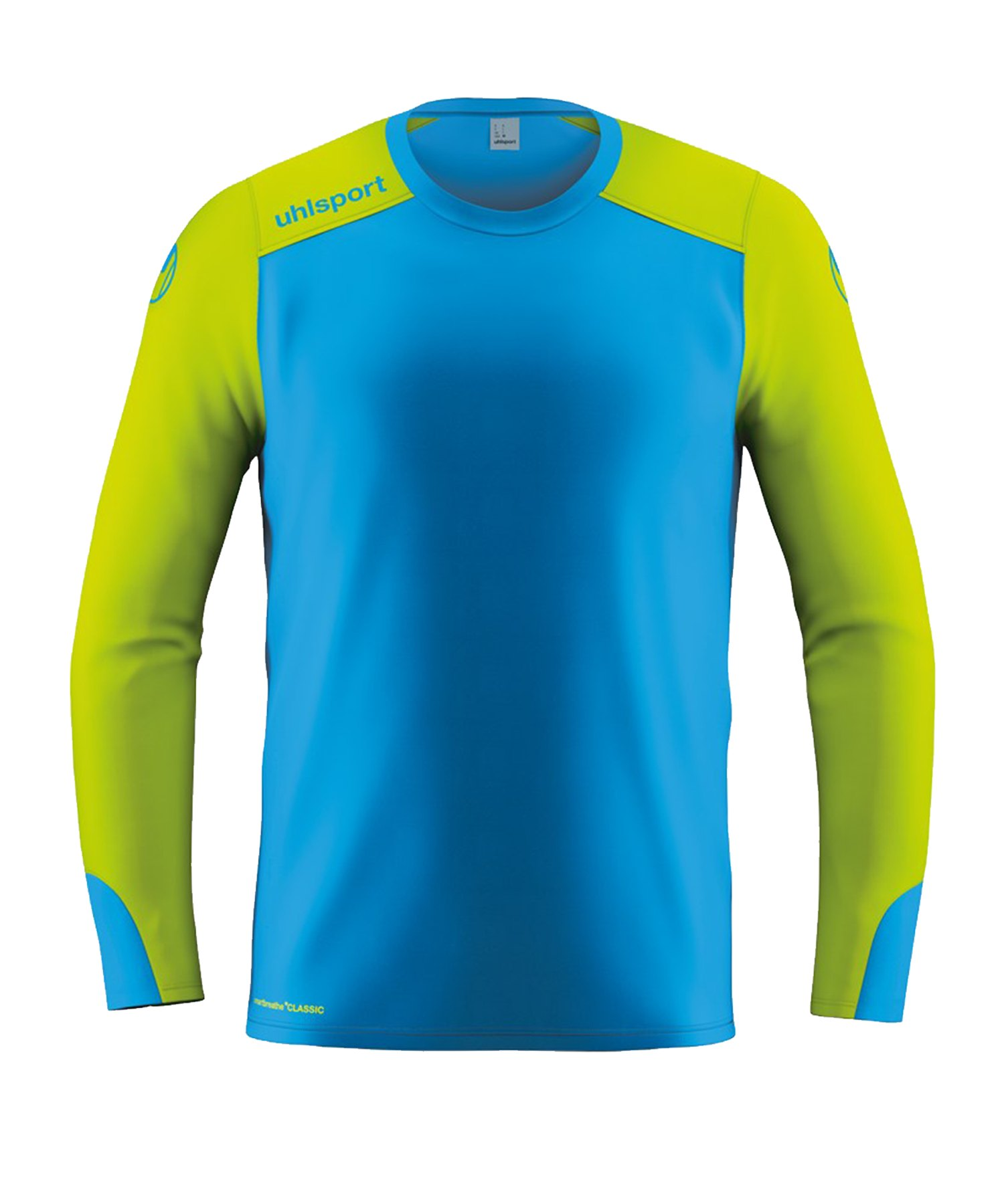Uhlsport Tower Torwarttrikot langarm Blau F08 - Blau
