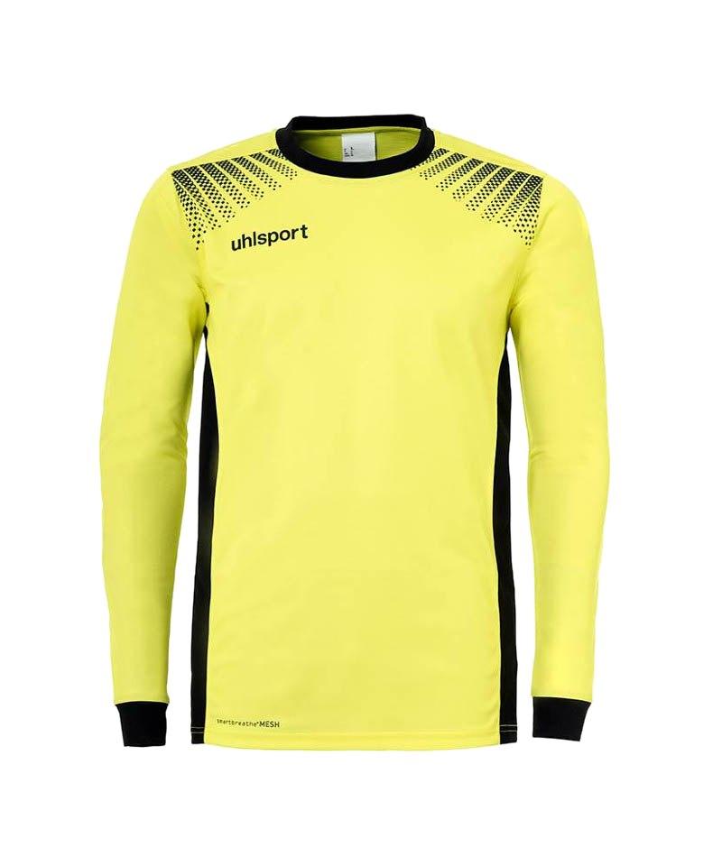 Uhlsport Torwarttrikot Goal Gelb Schwarz F11 - gelb