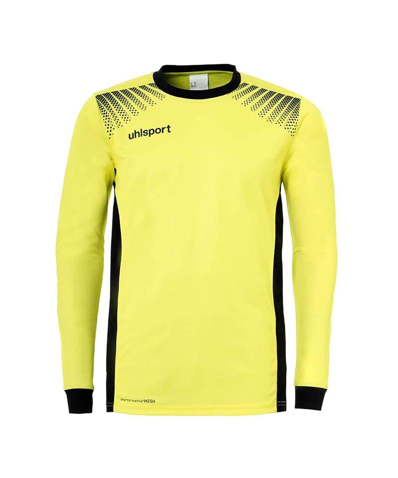 Uhlsport Torwarttrikot Goal Kinder Gelb Schwarz F11 - gelb