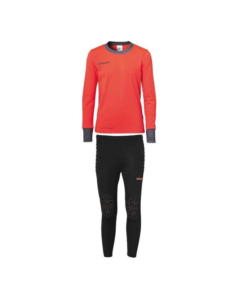 Uhlsport Score Junior Torwartset Kids Rot F02 - rot