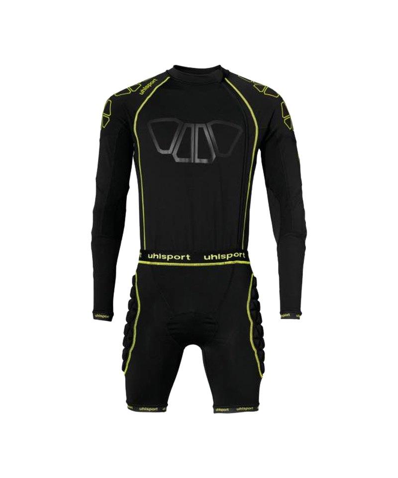 Uhlsport Bionikframe Bodysuit Schwarz F01 - schwarz