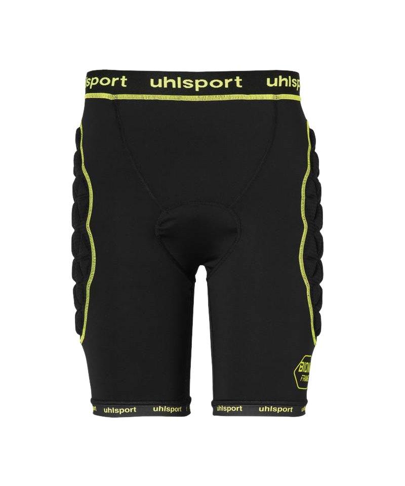 Uhlsport Bionikframe Padded Short TW-Hose F01 - schwarz