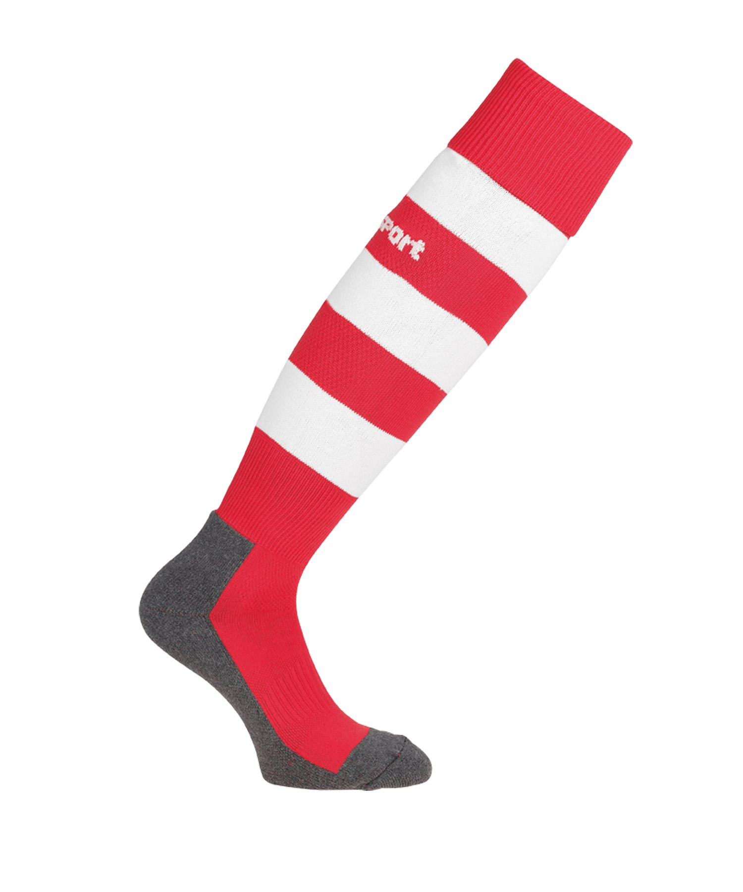 Uhlsport Team Pro Stripe Stutzenstrumpf Rot F02 - rot