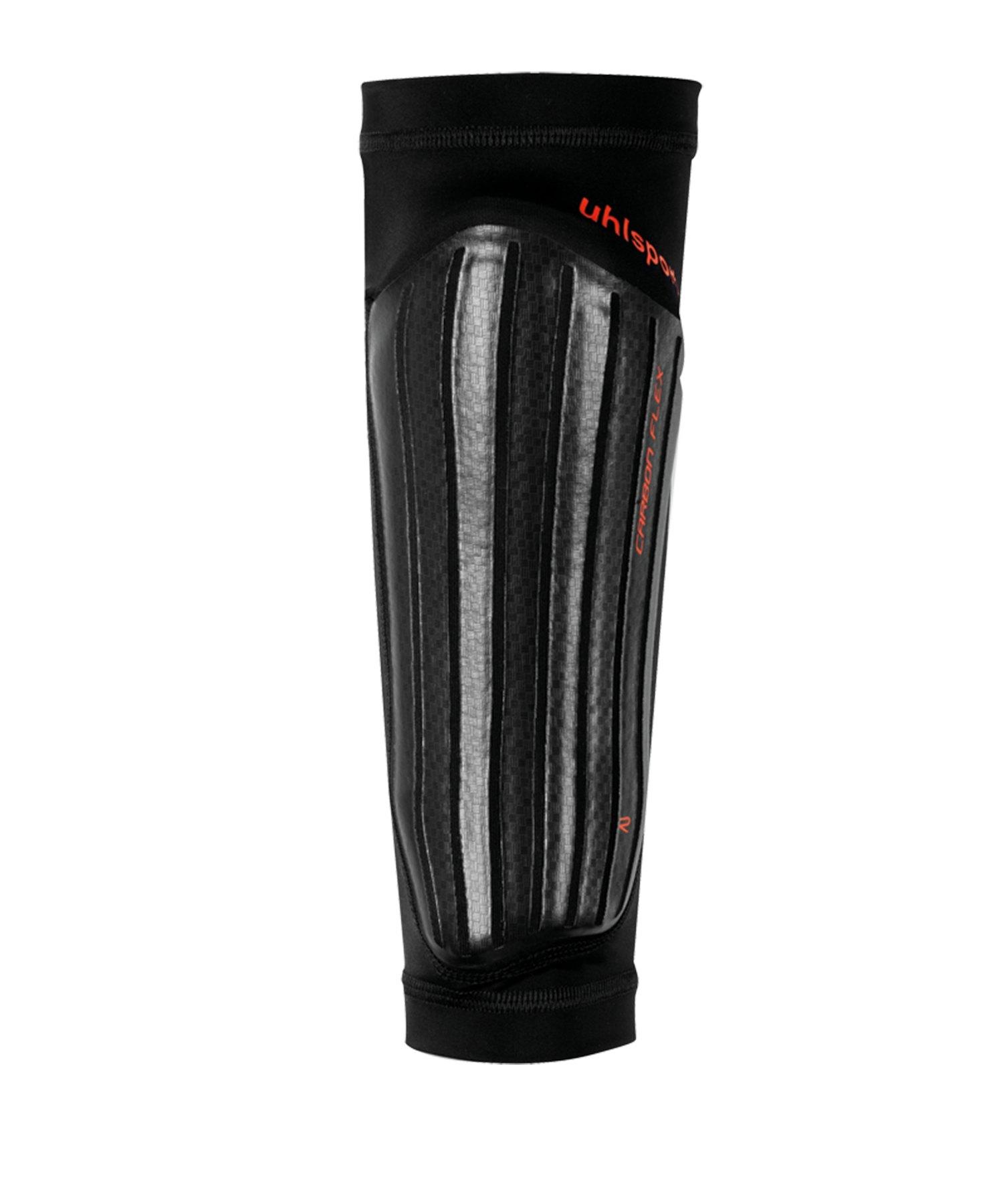 Uhlsport Carbonflex 2.0 Schienbeinschoner F01 - schwarz