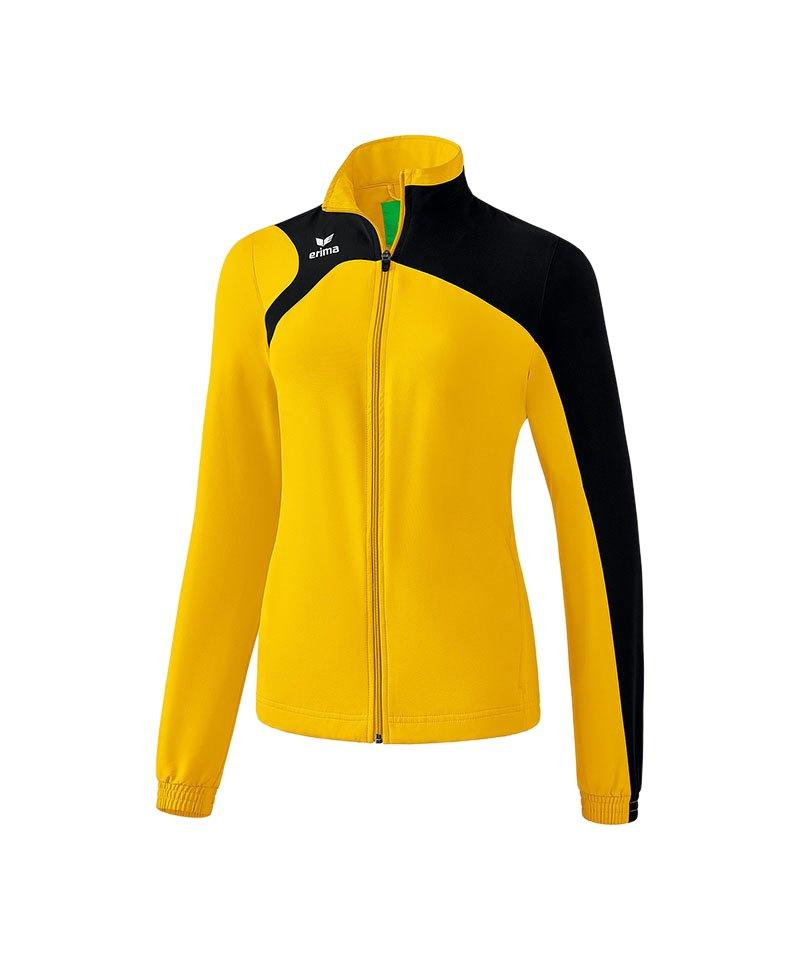 Erima Präsentationsjacke Club 1900 2.0 Damen Gelb - gelb