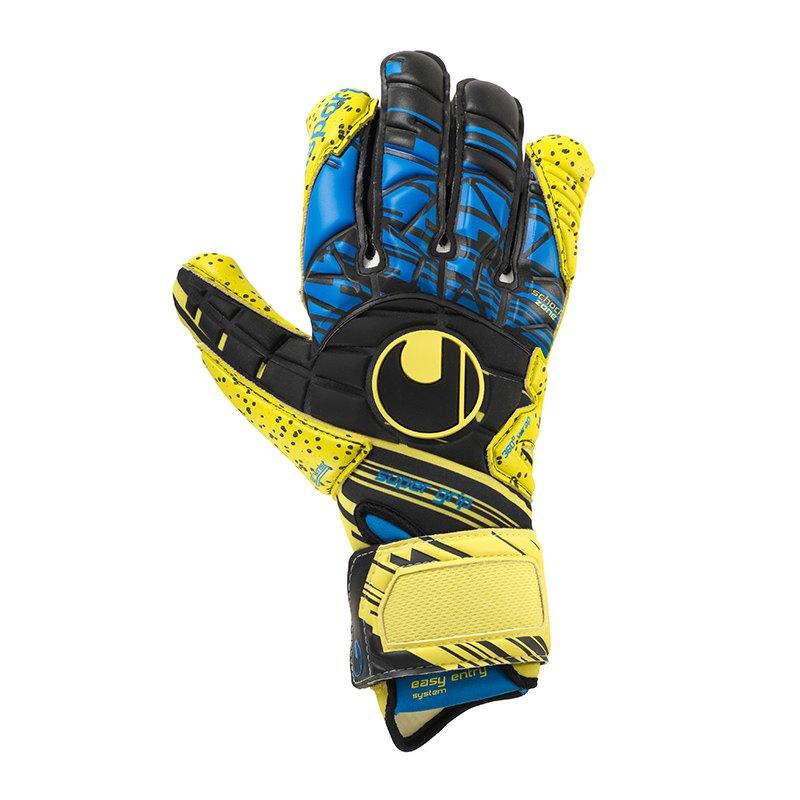 Uhlsport Handschuh Speed Up Now Supergrip Gelb F01 - gelb
