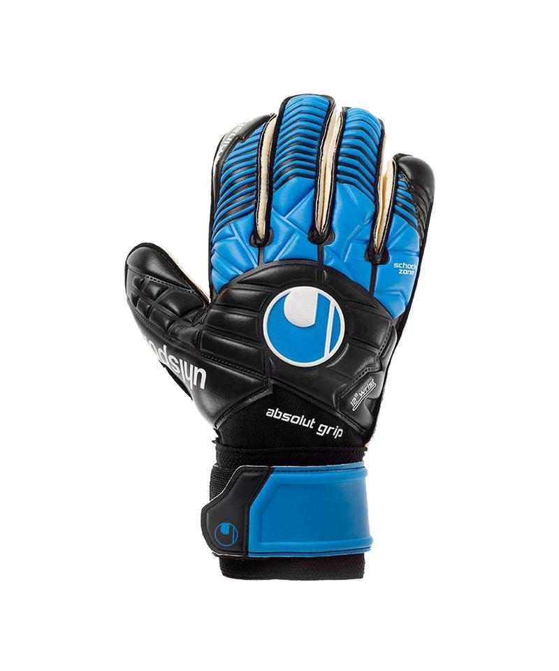 Uhlsport Eliminator Absolutgrip RF Handschuh F01 - schwarz