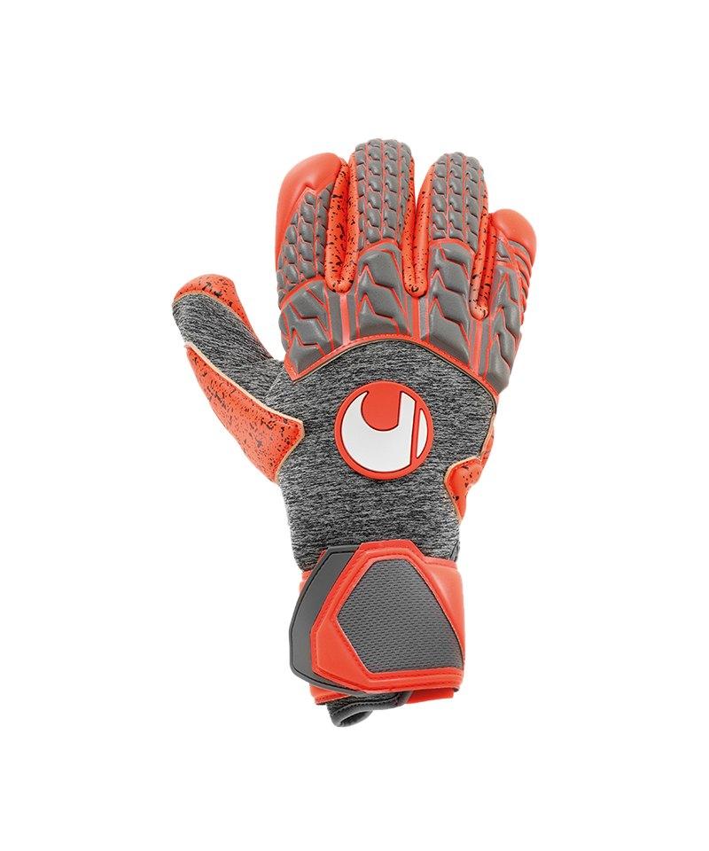 Uhlsport Aerored SG FS TW-Handschuh F02 - grau