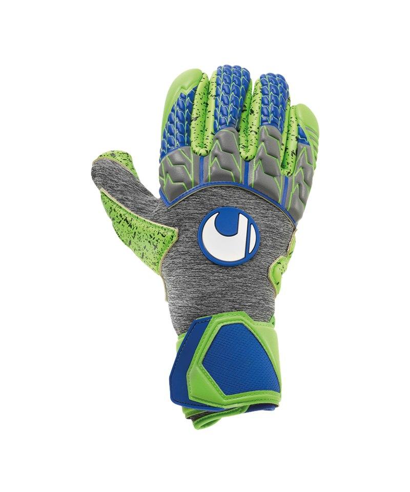 Uhlsport Tensiongreen SG FS TW-Handschuh F01 - grau
