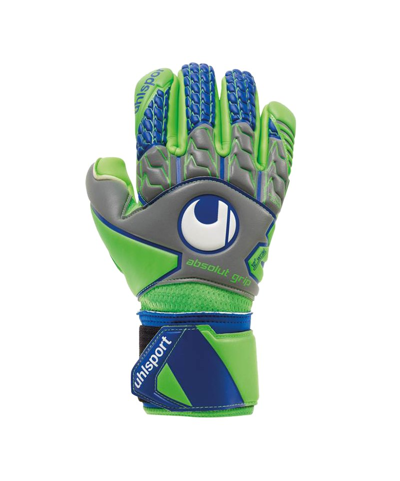Uhlsport Tensiongreen Absolutgrip FS Handschuh F01 - grau