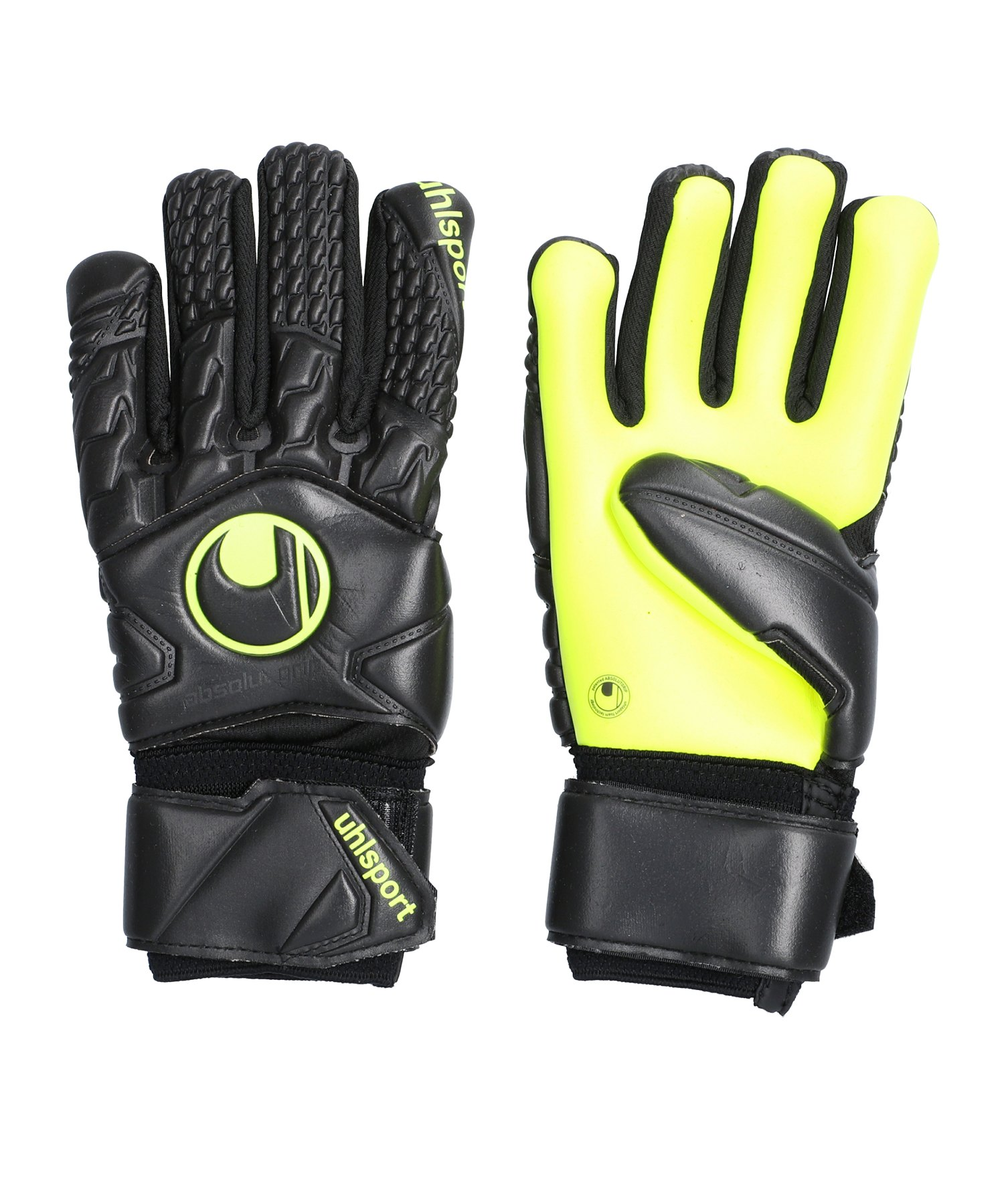 Uhlsport Absolutgrip HN TW-Handschuh F03 - schwarz