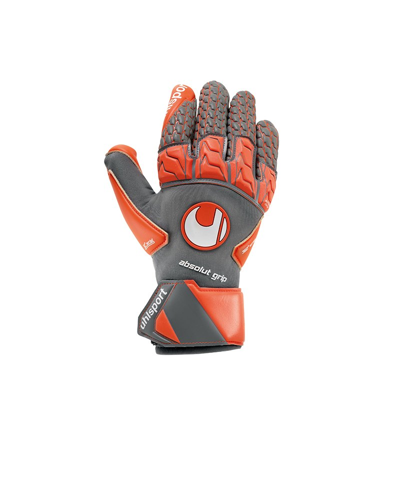 Uhlsport Aerored AG Reflex TW-Handschuh F02 - grau