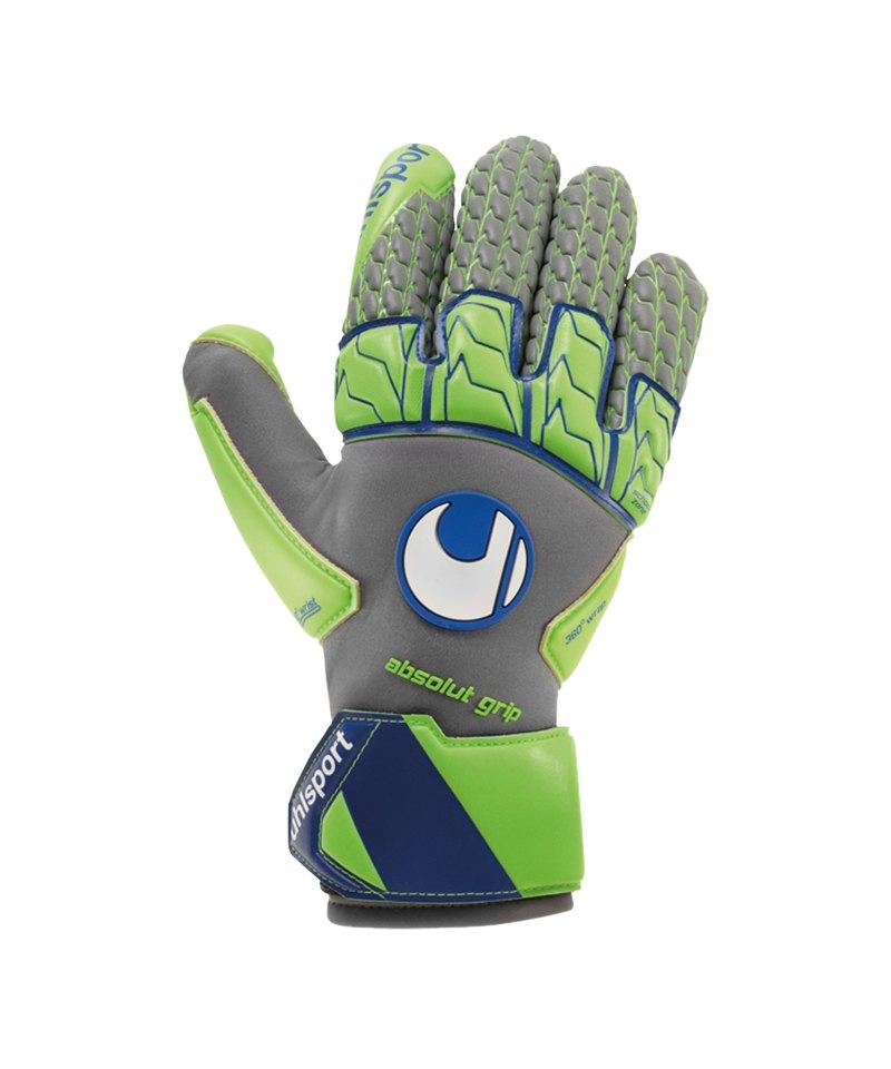 Uhlsport Tensiongreen AG Reflex TW-Handschuh F01 - grau