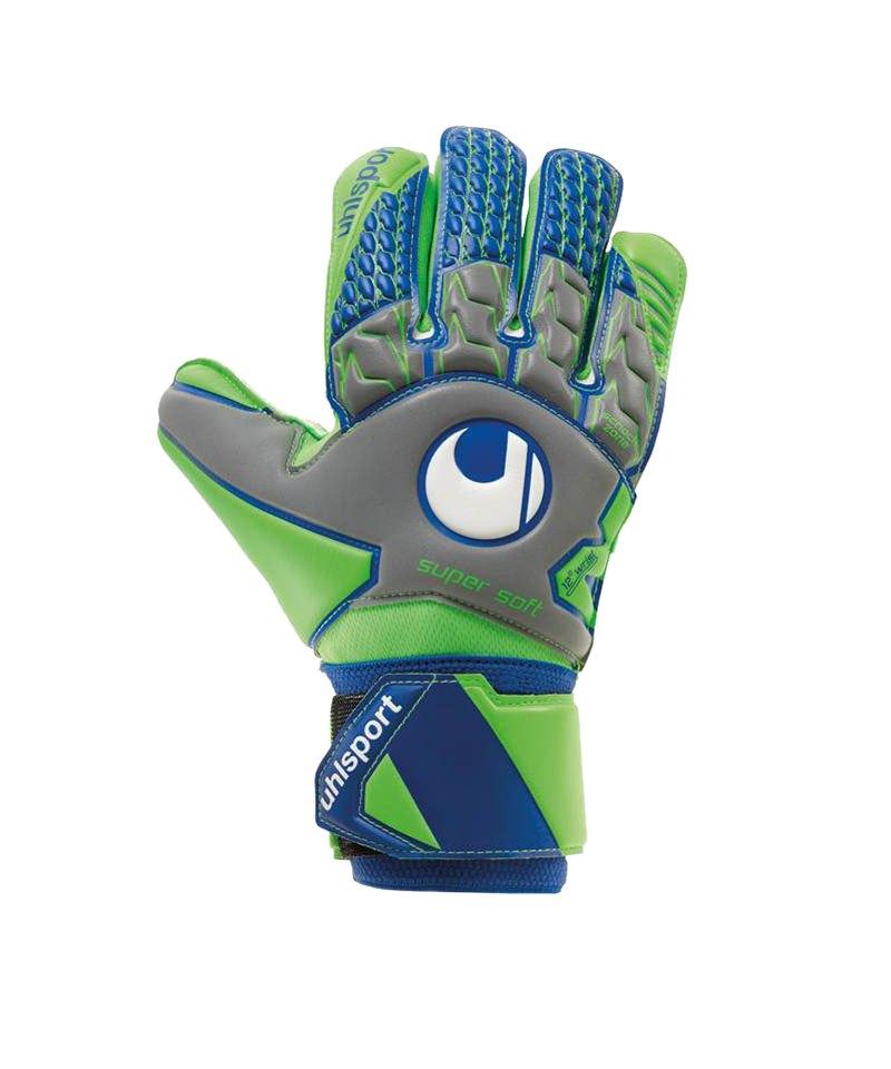 Uhlsport Tensiongreen Supersoft TW-Handschuh F01 - gruen