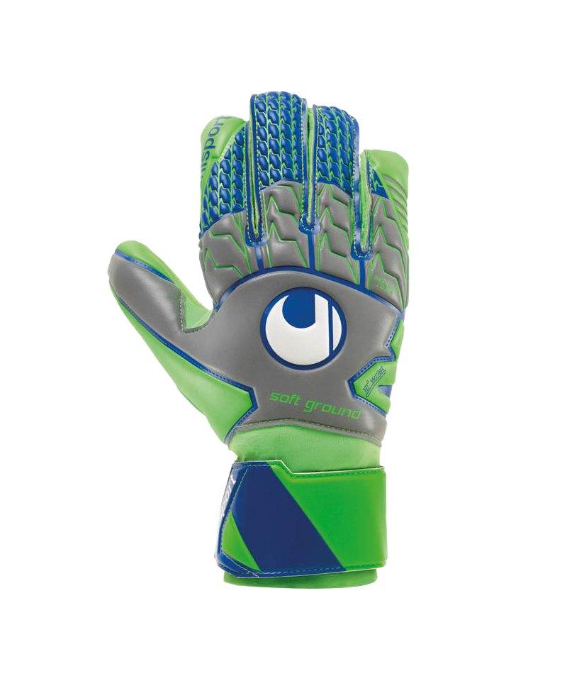 Uhlsport Soft HN Comp TW-Handschuh Grün F01 - gruen