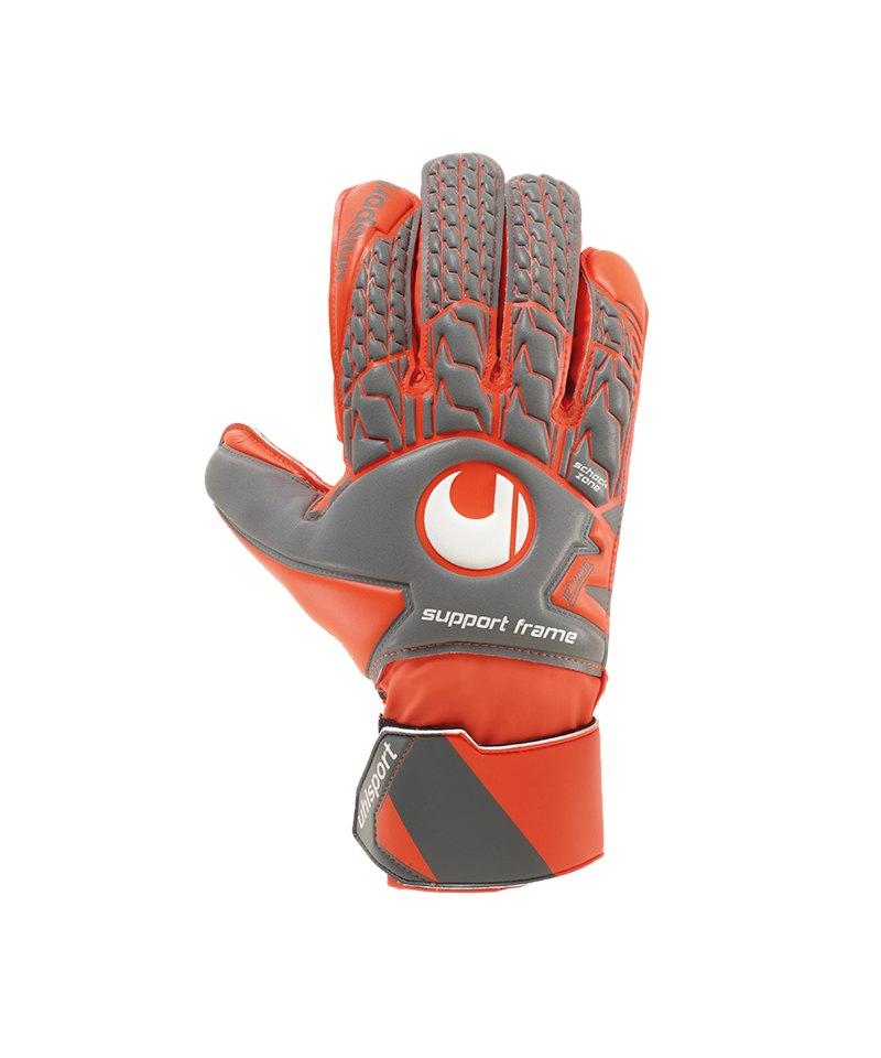 Uhlsport Aerored Soft SF TW-Handschuh Grau F02 - grau