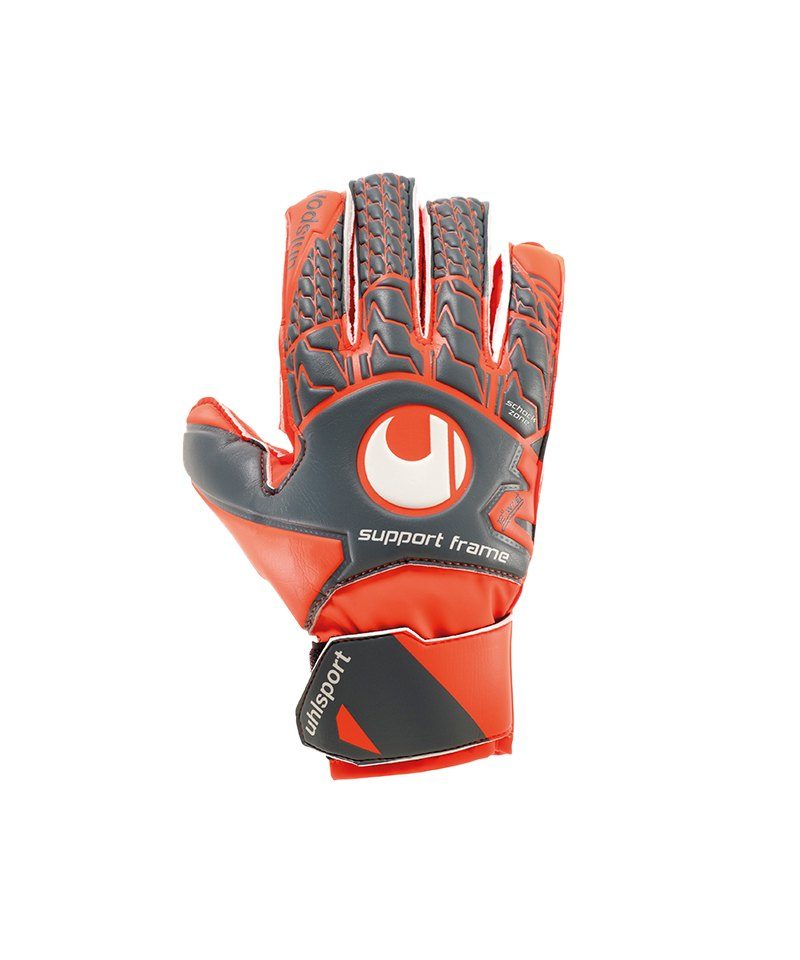 Uhlsport Aerored S SF TW-Handschuh Kids F02 - grau