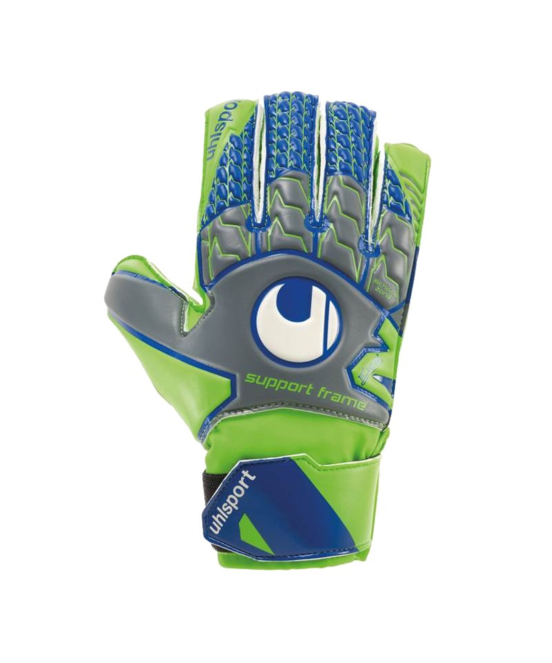 Uhlsport Tensiongreen S SF TW-Handschuh Kids F01 - grau
