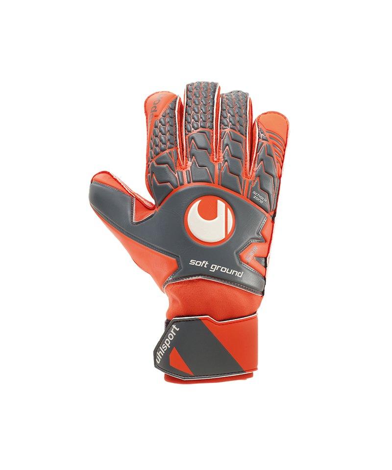 Uhlsport Aerored Soft Pro TW-Handschuh Grau F02 - grau