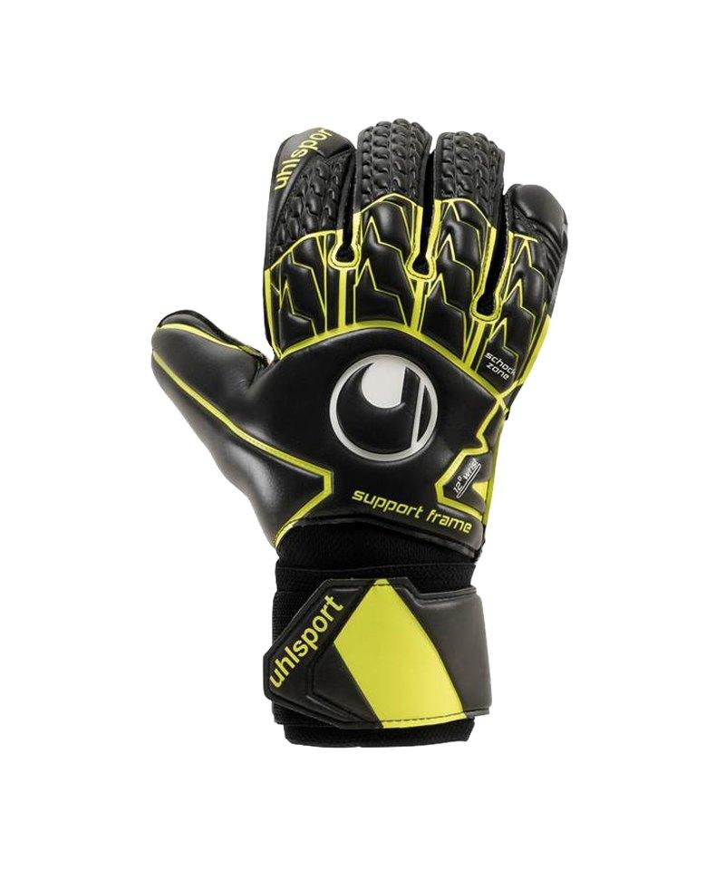 Uhlsport Supersoft SF TW-Handschuh Schwarz F01 - schwarz