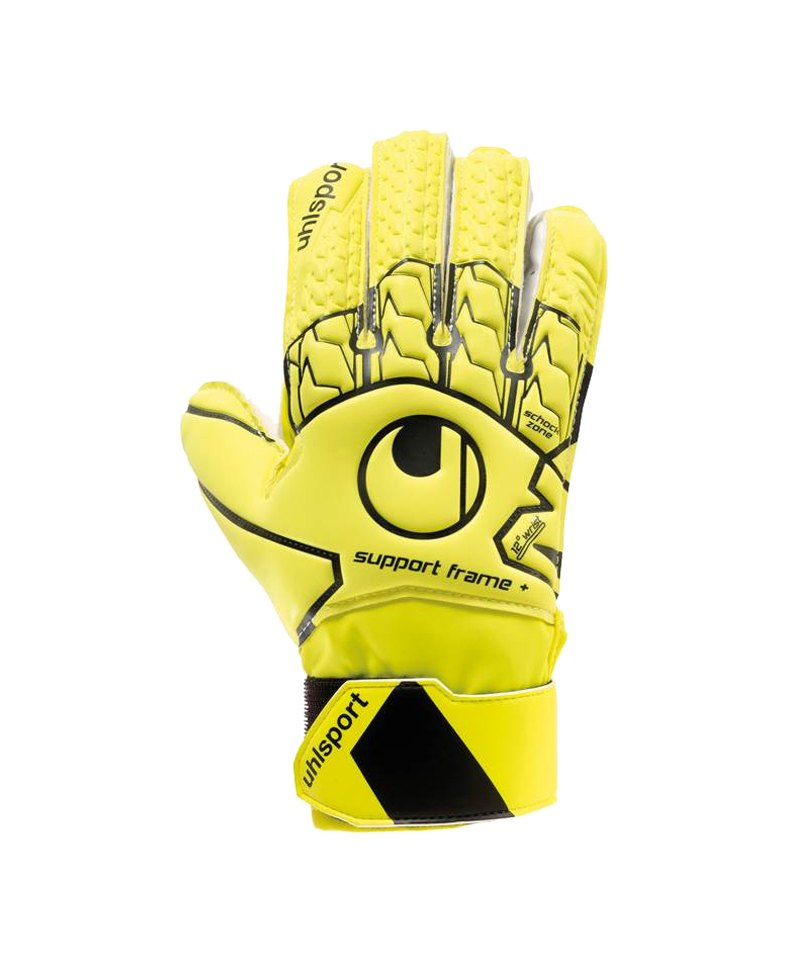 Uhlsport Soft SF+ Junior TW-Handschuh Kids F01 - gelb