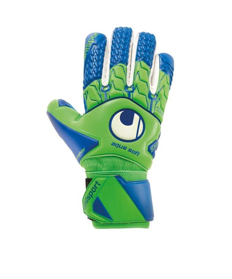 Uhlsport Aquasoft HN Windbreaker TW-Handschuh F01 - gruen