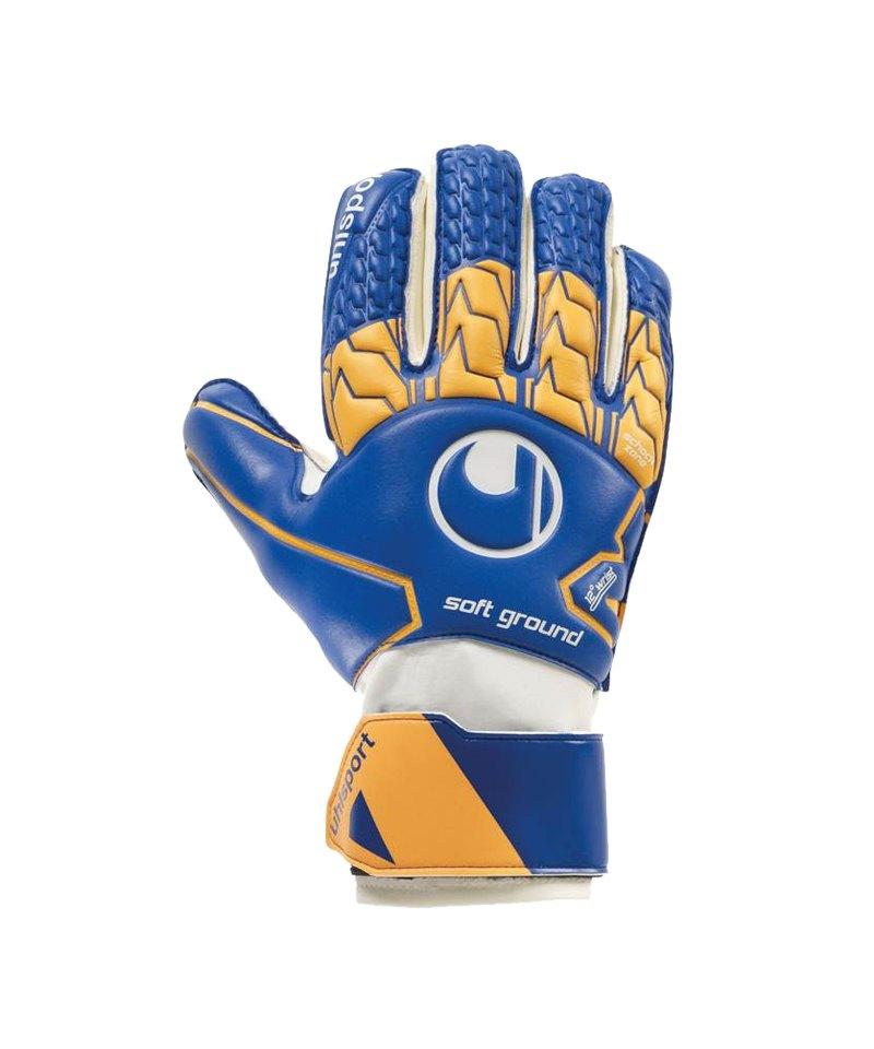 Uhlsport Soft RF TW-Handschuh Blau F01 - blau