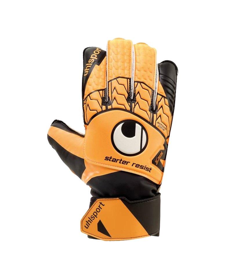 Uhlsport Starter Resist TW-Handschuh Orange F01 - orange