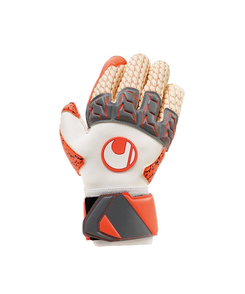Uhlsport Lloris Supergrip TW-Handschuh Weiss F02 - weiss