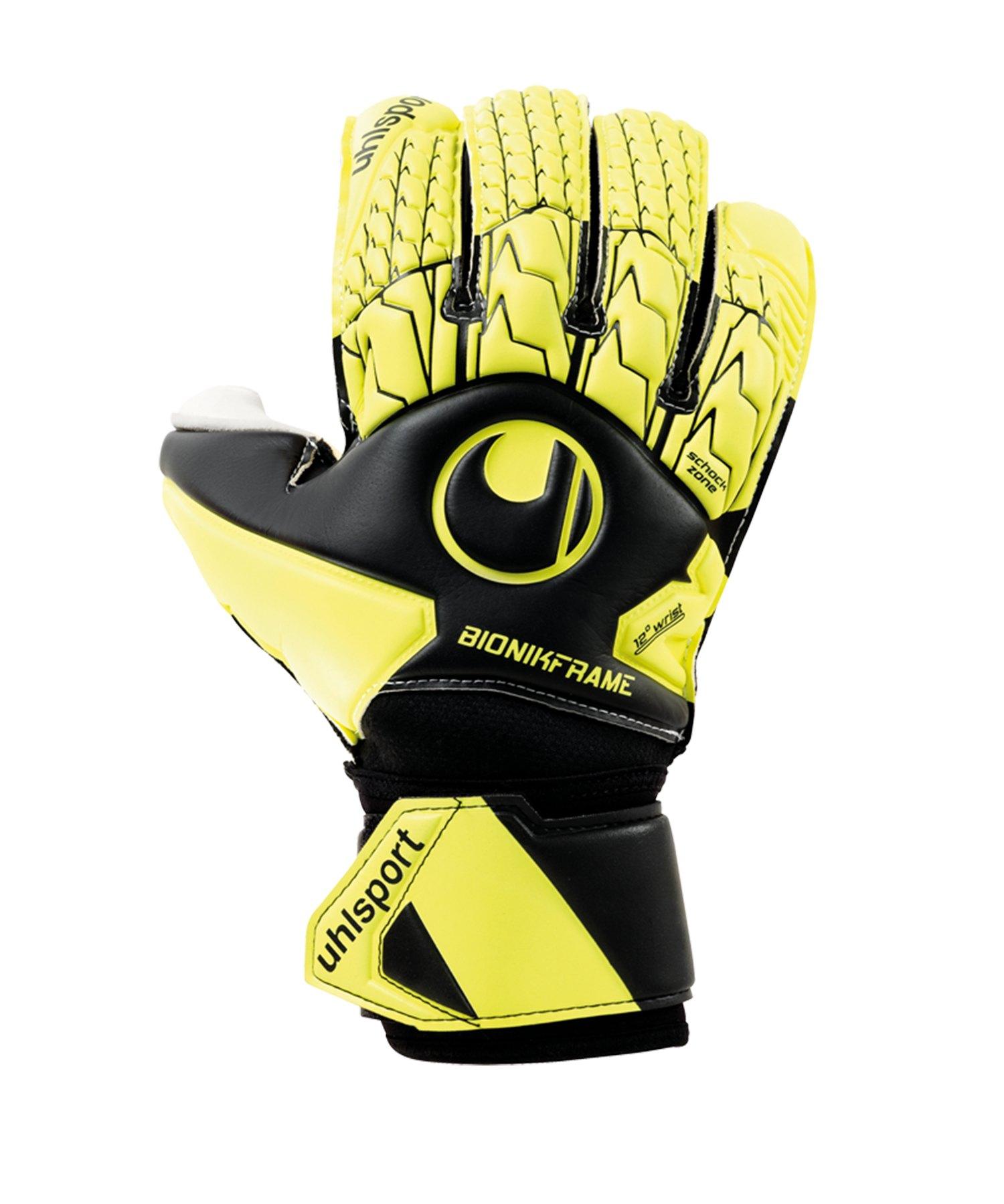 Uhlsport AG Bionik TW-Handschuhe Schwarz F01 - schwarz