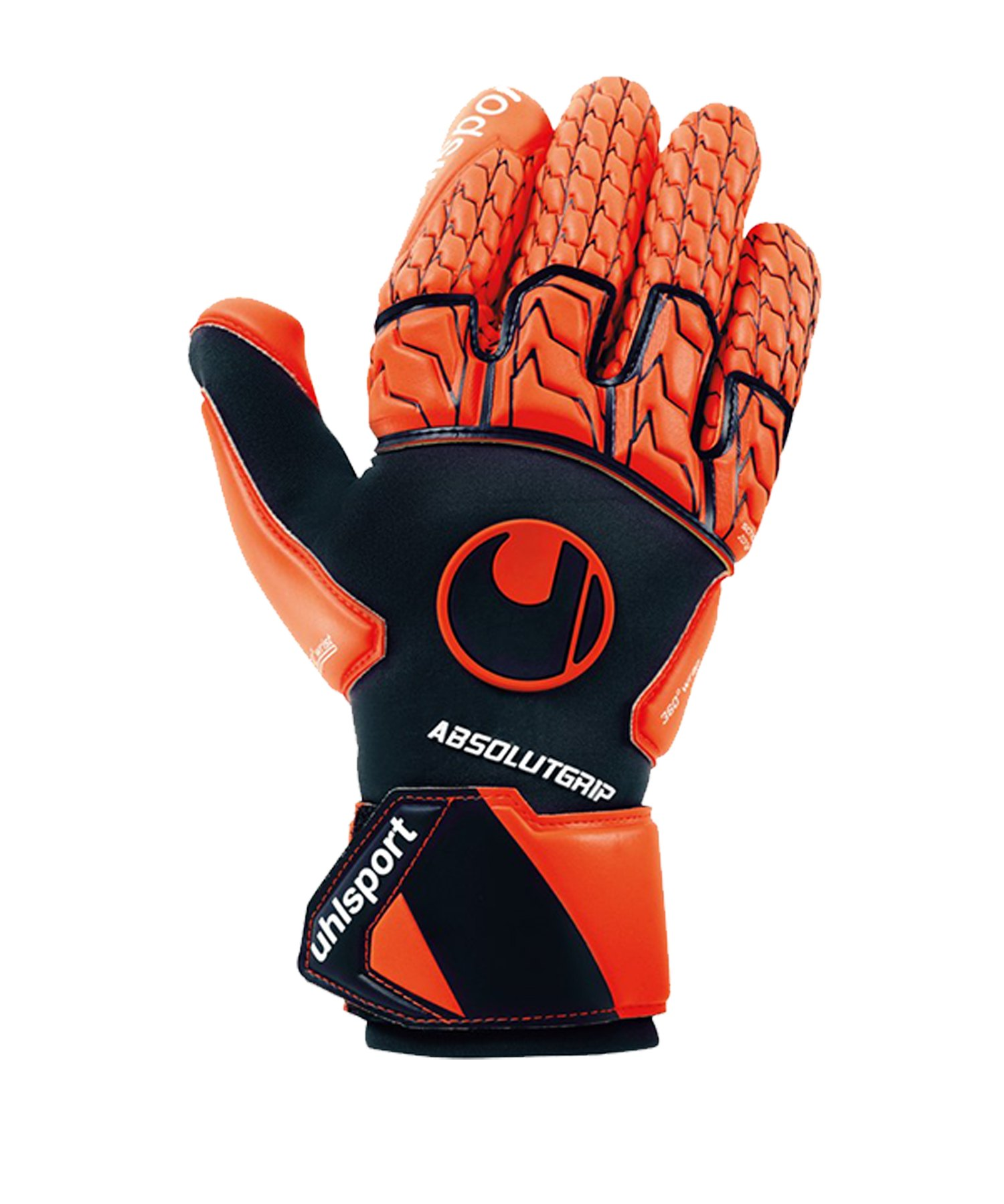 Uhlsport Next Level AG Reflex TW-Handschuh F01 - blau