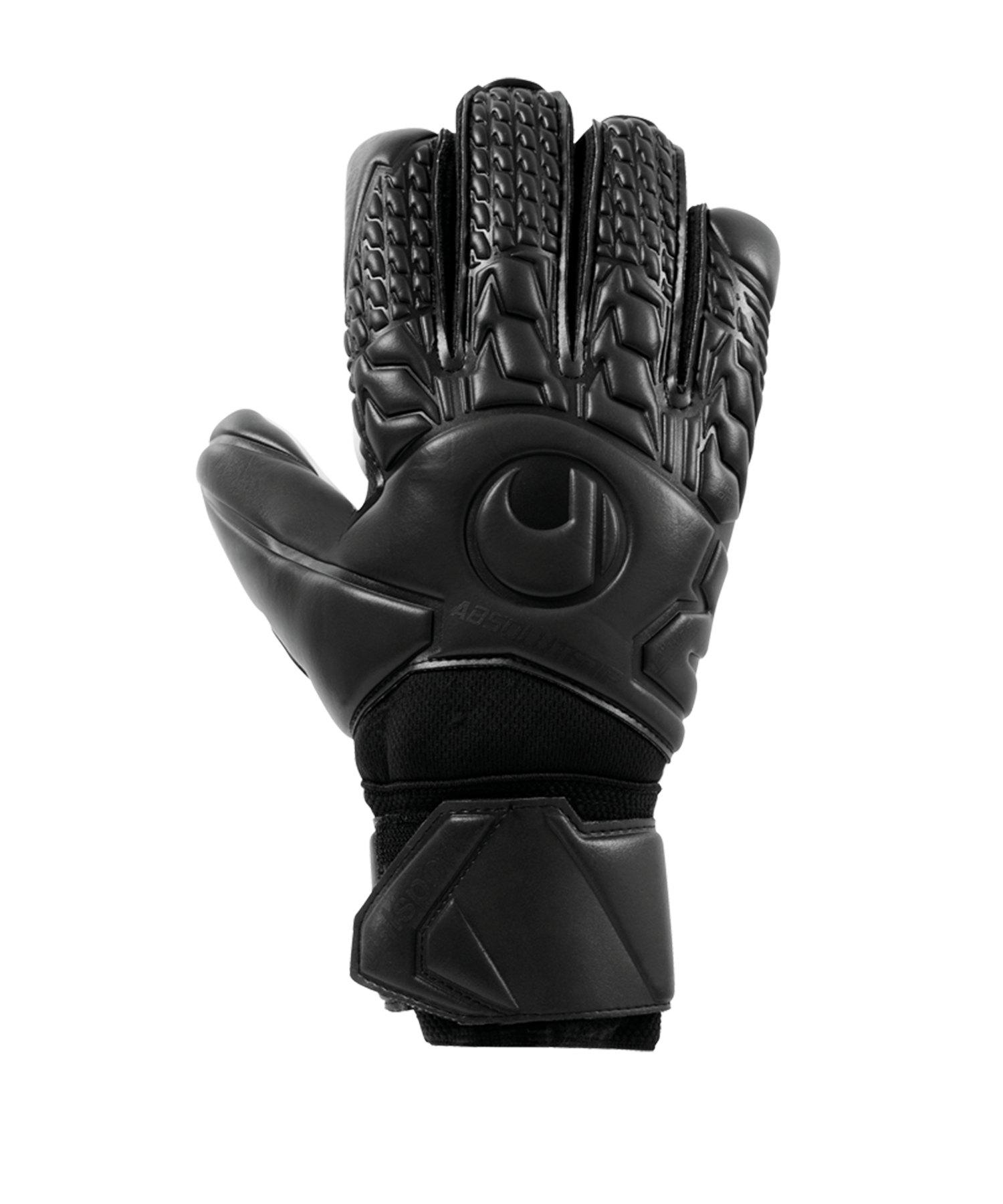 Uhlsport Comfort AG TW-Handschuh Schwarz F01 - schwarz